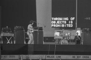 23 августа 1966 Shea Stadium, Нью-Йорк (качество)