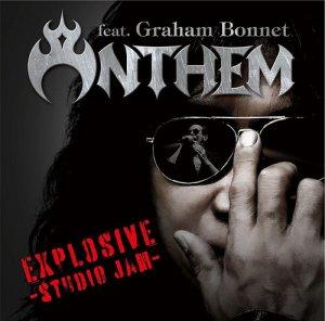 ANTHEM feat. GRAHAM BONNETExplosive - Studio Jams 2020