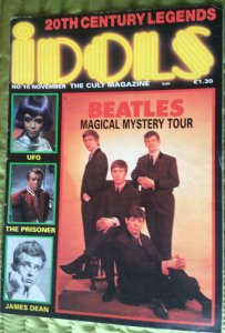 Idols  ноябрь 1988 №10
