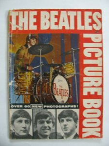 THE BEATLES PICTURE BOOK  (Австралия) 1964