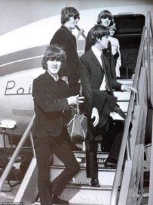 20 июня 1965 Лондон, пред вылетом в Париж.