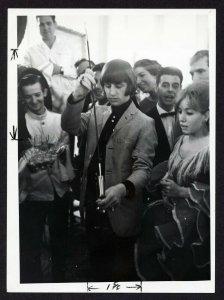 2 июля 1965 Ringo Wine Tasting In Madrid