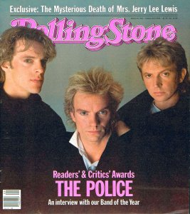 Rolling Stone 1 March 1984