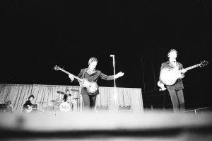 28 августа 1966 Dodger Stadium, Лос-Анжелес