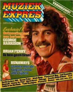 Muziek Express  апрель 1977