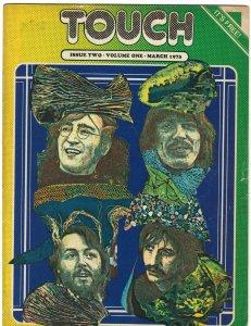Touch  март 1973