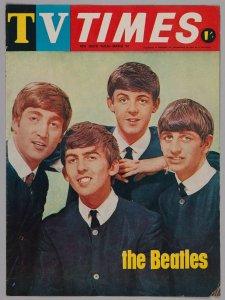 Австралийский TV Times  24 марта 1964