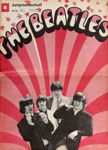 Jungmannschaft – die Zeitung junger Katholiken  июль 1968