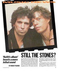 Rolling Stone 5 December 1985