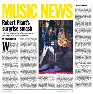Rolling Stone 31 January 1985