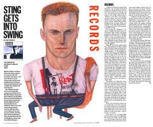Rolling Stone 18 July 1985