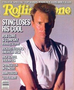 Rolling Stone 26 September 1985