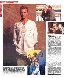 Rolling Stone 19 December 1985