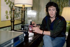 Julian Lennon, United States, 1984. Richard E. Aaron/Redferns/Getty