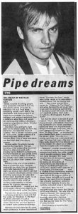 Melody Maker 22 June 1985