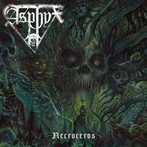 ASPHYX Necroceros 2021 (CD)