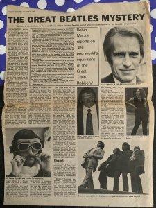 Old Street Из газеты Record Mirror за 13 января 1973