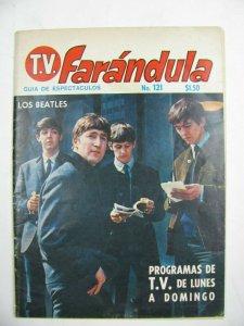 T.V. FARANDULA  31 мая 1965