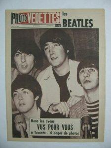PHoto VEDETTES  28 августа 1965