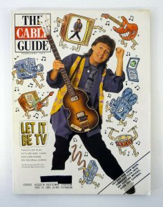 THE CABLE GUIDE  февраль 1993