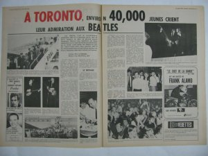17 августа 1965, Торонто, Канада.