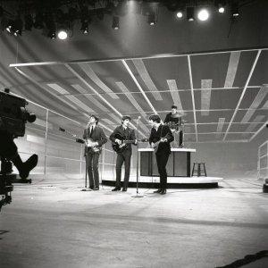 9 февраля 1964 Репетиция Ed Sullivan Show