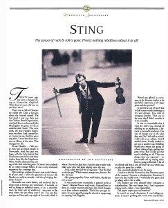 Rolling Stone 5 November 1987