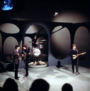 1963.12.02 – Borehamwood.  ATV's Elstree Studio Centre