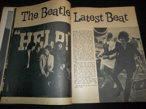 На фотографии слева: 29 августа 1965, Лос-Анжелес