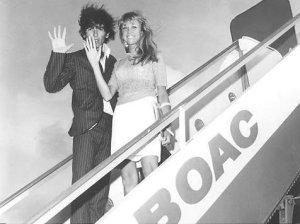 24 февраля 1966 года Медовый месяц Джорджа и Патти на Барбадосе в этот день закончился