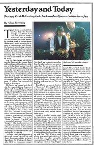 Rolling Stone 16 November 1989