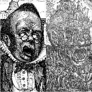 Иллюстрации издания 1876 года Генри Холидэя. Два персонажа Banker и Barrister напоминают дружеские шаржи на Элтона Джона в разной степени ажитации.