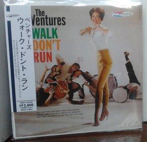 Ventures - Walk - Don't Run (Mono/Stereo) TOCP-95128
