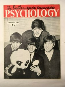 PSYCHOLOGY  февраль 1964