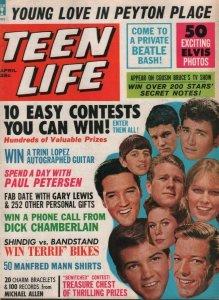 Teen life  апрель 1965