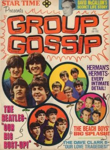 Star Time Present Group Gossip  апрель 1966