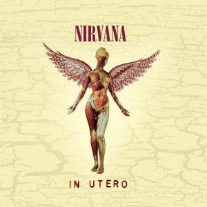А последний альбом Нирваны - In Utero - мне если честно всегда нравился не меньше чем Nevermind. Конечно на In Utero отсутствуют супершедевры уровня Smells Like Teen Spirit, но если честно то на Nevermind мне по-настоящему нравятся лишь первые пять вещей, Drain You и On A Plain, а на In Utero - абсолютно все песни кроме невнятной Tourette's. Раньше я ещё и в Very Ape и All Apologies не особо въезжал, но не так давно зациклив по кругу In Utero, въехал таки и в эти две вещи, таким образом сейчас на In Utero ровно 11 песен имеют у меня статус шедевров.