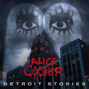 ALICE COOPER (new album +1 bonus tr.)Detroit Stories2021