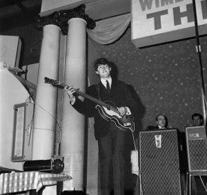 1963.12.14 - London. Wimbledon Palais