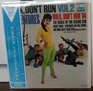 Ventures - Walk, Don't Run Vol.2 (Mono/Stereo) TOCP-95135