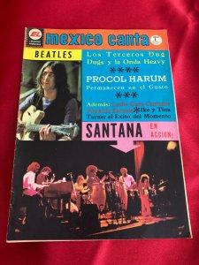 MEXICO CANTA  февраль 1971