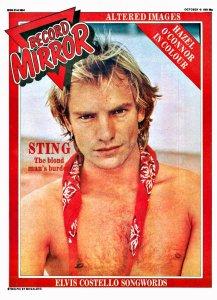 Record Mirror 10 October 1981