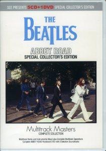 Сегодня слушаю Abbey Road, что приятно, это ощущение присутствия при записи, как бы если бы ты был рядом с Martin-ом.