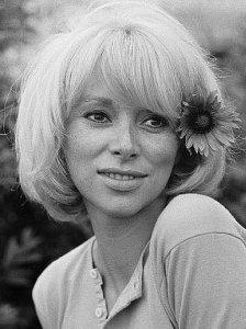 Замечательная французская актриса Мирей Дарк (1938-2017)