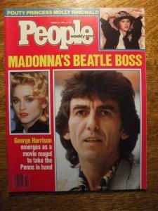 People Weekly  24 марта 1986