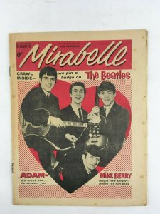 MIRABELLE  16 февраля 1963