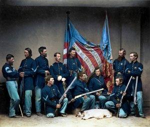 В понедельник 160 лет началу Гражданской войны в США. Делаем на Ленте.ру галерею к этому событию