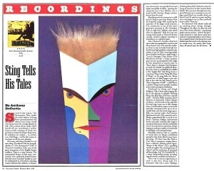 Rolling Stone 18 March 1993