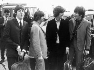 13 августа 1965 г. Лондонский аэропорт (качество)