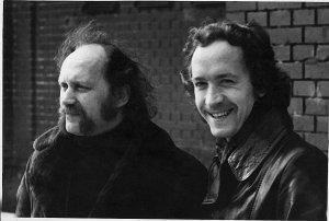 Владимир Мулявин и Леонид Борткевич... Светлая память...